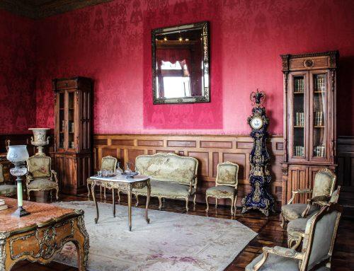 Historia dywanów perskich